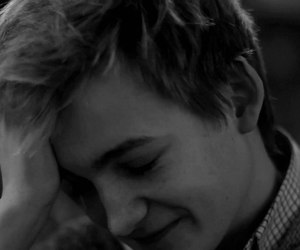 black and white and jack gleeson image