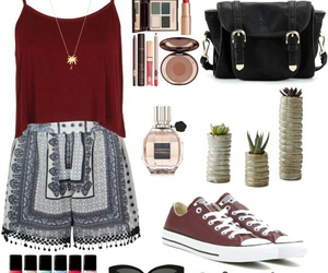 cam, converse, and fashion image