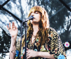 florence welch, backgrounds, and wallpapers image