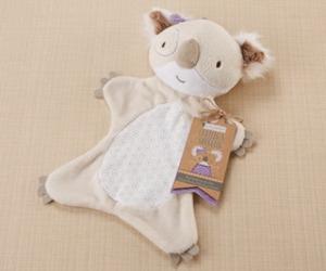 baby aspen, lovies blankies blankets, and ba12039na image