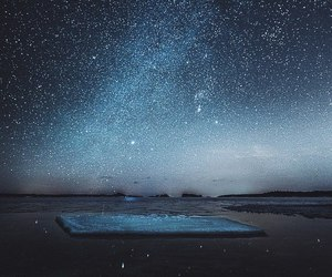 beautiful, sky, and stars image