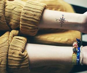 tattoo, vintage, and indie image