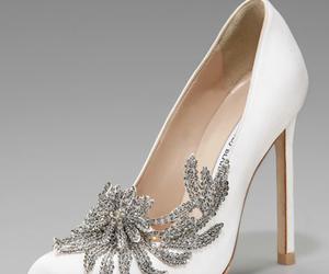 shoes, twilight, and wedding image