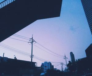 beautiful, sky, and bule image