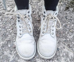 boots, retro, and teenager image