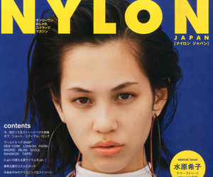 nylon and kiko mizuhara image