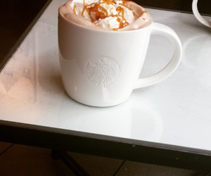 but, first, and starbucks image