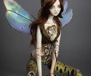 bjd, dolls, and ball jointed dolls image