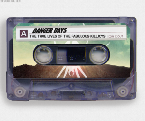 my chemical romance and danger days image