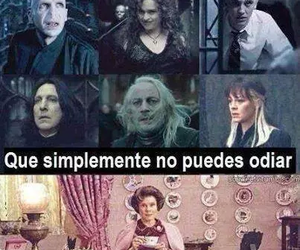 harry potter, voldemort, and villains image