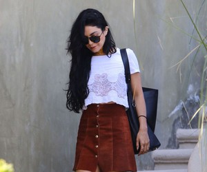 vanessa hudgens, outfit, and celebrity image