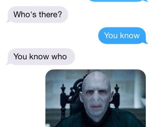 fun, harry potter, and message image