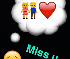 miss, you, and i miss u image
