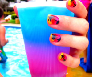beautiful, colors, and drink image