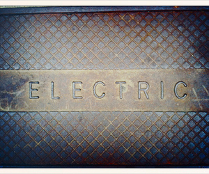 electric, electricity, and street image