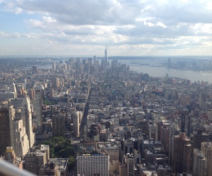 empire state building, new york, and dream state image