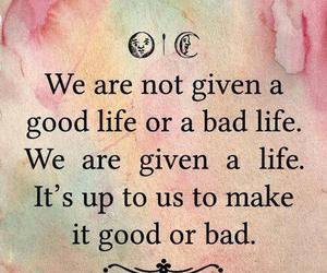 life, quotes, and good image