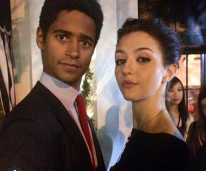 Alfie Enoch, Alfred, and Hot image