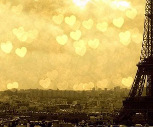 eiffel tower, french, and france image