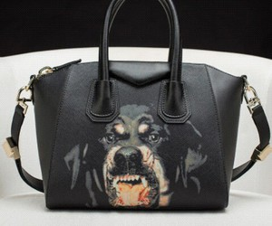 black, Givenchy, and ladies image