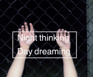 grunge, night, and quote image