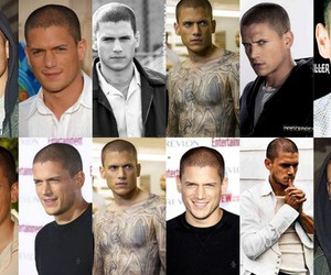 Micheal, prison break, and wentworth miller image