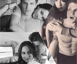pretty little liars, amour, and couple image