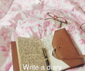 diary, things to do, and 102 image