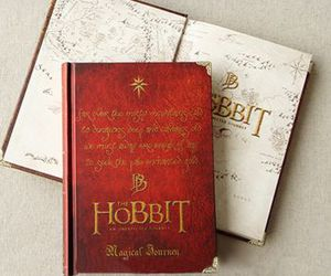 jrr tolkien and the hobbit image