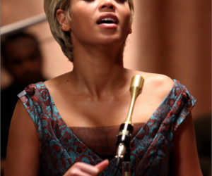 etta james, cadillac records, and queen bey image