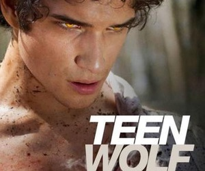 teen wolf, tyler posey, and werewolf image