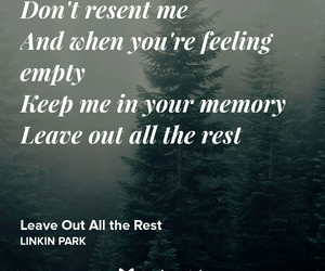 music, linkin park, and leave out all the rest image