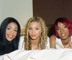 michelle williams, kelly rowland, and destinys child image