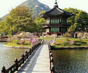 korea and seoul image