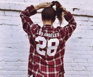 fashion, los angeles, and style image
