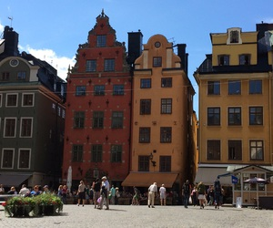 beautiful, stockholm, and city image