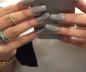 balck, fashion, and grey image