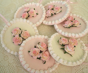 beautiful, Cookies, and pastel image