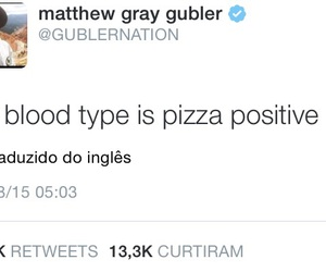 matthew gray gubler, twitter, and gublernation image