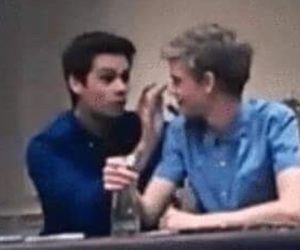 the maze runner, thomas brodie sangster, and the scorch trials image