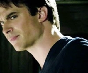damon, ian somerhalder, and Vampire Diaries image