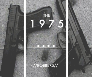 robbers, the 1975, and grunge image