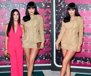 kourtney kardashian and kylie jenner image