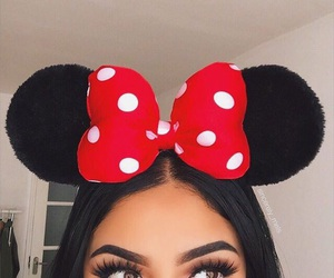 disney, makeup, and eyes image