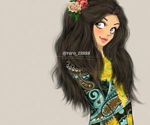arabic, art, and arabic cartoon image