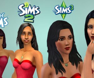 bella, the sims 2, and the sims image