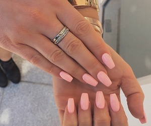 beauty, nails, and girly image