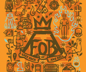 fall out boy and band image