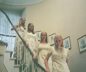 the virgin suicides, movie, and virgin suicides image