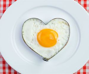 breakfast, eat, and egg image